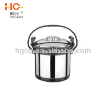 stainless steel cookware set thermal boiler magic pot cooker home kitchen appliance