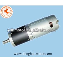 Motores elétricos da engrenagem da CC 12V da redução da engrenagem da CC 24V