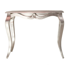 High Quality Silver Hotel Table Dining Table