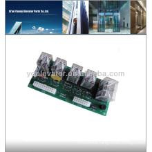 LG elevator parts pcb board DOR-210 elevator panel for sale