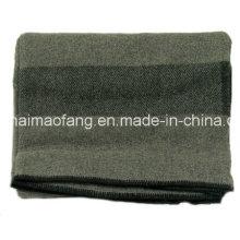 Precio lana tejida poliester manta militar (NMQ-AB019)