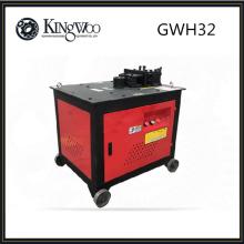 GWH32 type 4KW cintreuse en acier machine à cintrer