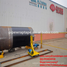 underground pipe protection coating anti corrosion wrap tape