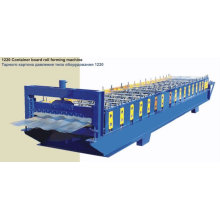1220 container board roll forming machine