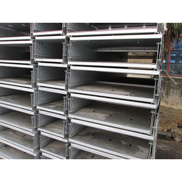 Aluminum alloy cable tray