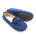 Leather Baby Kids Casual Shoes Slippers