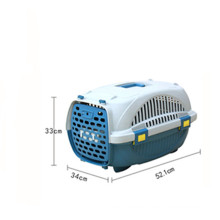 Cat and dog small portable air-breathable check-in portable air pet crate