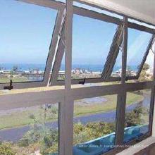 fenêtres à guillotine inclinables / fenêtre ouverte inclinable / mécanisme de fenêtre pivotante