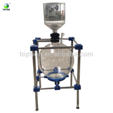 Chemical glass 10 20L 30L 50L Vacuum filter device