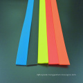 popular China manufacturer unlimited design colorful non slip flexible polyester cotton webbing 4 inch