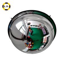 espejo esférico de espejo de cúpula de acrílico completo