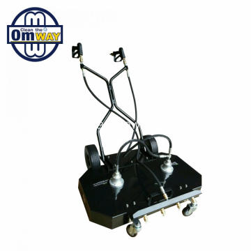 "Twin Swivel 36 ""Surface Cleaner"