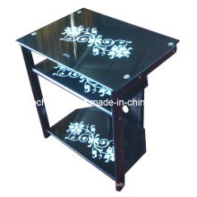 Faster Selling New Design Model Popular Glass TV Stand