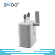 Adaptador británico multi de alta velocidad del cargador rápido USB de alta calidad