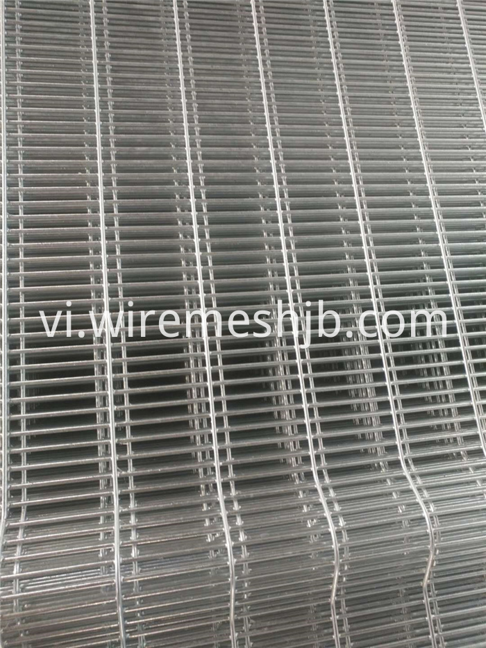 Hot-dip Galvanized Anti Climb Fence