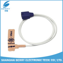 Sensor compatível Nellcor Oximax SpO2 Sensível SpO2 descartável
