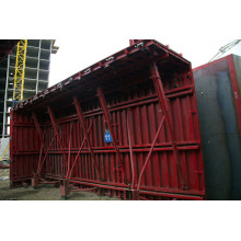 Molde de túnel prefabricado del sistema de encofrado de puente
