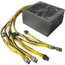 Ethereums Mining Rig Power Supply 2000W
