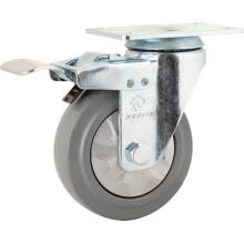 Medium Duty Type Rubber Caster Wheels (KMx4-M4)
