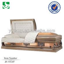 JS-ST247 American style bronze cercueils