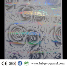 Laser-Hotstamp PVC-Verkleidung 25cm 7.5mm Algerien Hotselling PVC-Decke