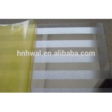 Bobine / rouleau en aluminium anodisé en couleur pour décoration