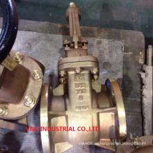 Válvula de compuerta de bronce B62
