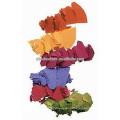 Direktfarbstoffe rot 13 für Papier