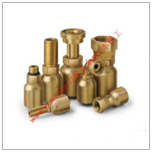 Kupferrohrverschraubungen und Steckverbinder