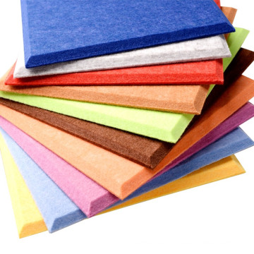 Acoustic PET polyester panel