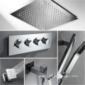 HIDEEP Three Function Thermostatic Shower Faucet