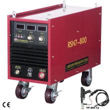 RSN7-800 Инвертор сваренной дуги IGBT Шанхай сварочный станок для M4-M12 шпилек