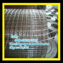 Сварная сетка из проволочной сетки вольер / сетка из углеродистой стали с низким содержанием углерода