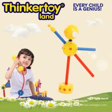 Дошкольное образование пластиковых Крытый Kindy рис игрушка