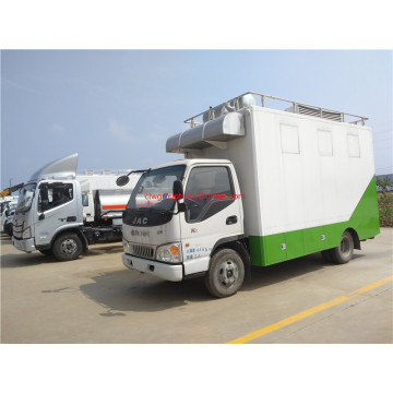 JAC 4x2 Cuisine Cuisson Mobile Food Truck