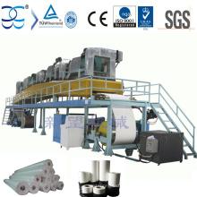BOPP and OPP Package Tape Jumbo Roll Glueing Machine