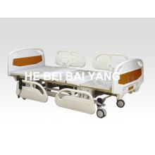 A-9 cama de hospital elétrico de cinco funções