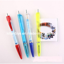 Transparenter Fahnen-Stift als Förderung (LT-C084)