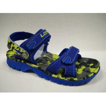 Sandalias de verano para niños Soft Rubber Outsole Kids Shoes