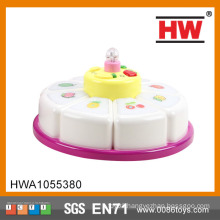 2015 New design musical wholesale musical cake toy