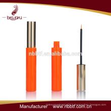 Fabrication de tubes cosmétiques à l'érythème plastique rond