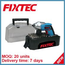 Fixtec Electric Power Tools 4.8V Electric Cordless Screwdriver Set