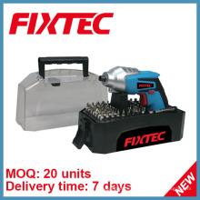 Fixtec Herramientas eléctricas eléctricas 4.8V eléctrico sin cordón destornillador Set