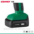 Qimo ferramenta de broca elétrica bateria de lítio de substituição elétrica para 1013B 18v 10 milímetros