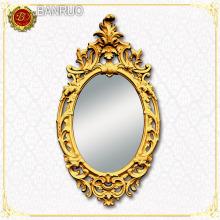 Cadre de miroir ovale artistique Banruo (PUJK07-J)