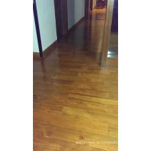 Kristallelektrischer Strahlungsheizungs-fester Akazien-Holz-Bodenbelag