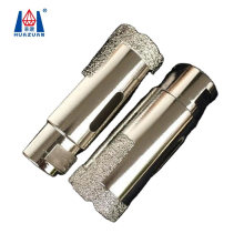 High Efficiency Diamond Drilling Tool Diamond Electroplated Core Drill Bit for Tiles