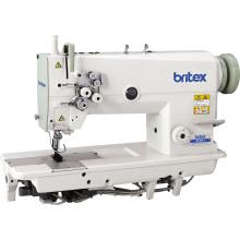 Série de máquina de costura /845high br-842 velocidade agulha dupla Lockstitch
