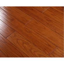 Solid Oak Wooden Floors for Indoor Cafe