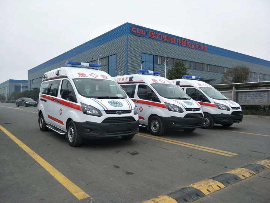 ford monitoring ambulance
